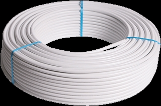 Henco Alupex buis Z/M 26x3mm 17Meter